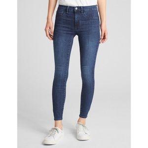 Gap 1969 Always Skinny Jeans Sz 27
